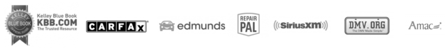 CARCHEX partners logos